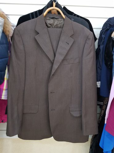 Мужской костюм классика Италия 52 р, в Бишкек