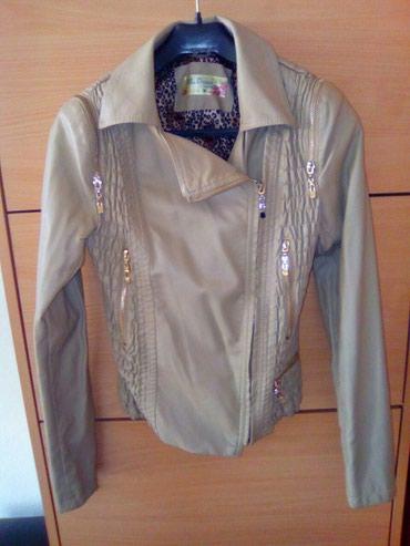 Nova jakna od eko kože, placena 4500 - Vranje