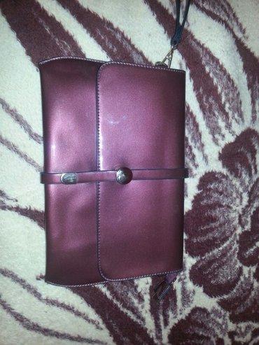 Jako lepa i elegantna pismo torbica (lepsa uzivo) , odlicno ide uz - Valjevo