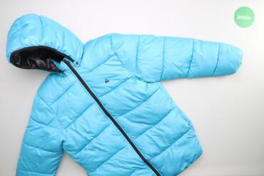 Жіноча тепла куртка H&M, М    Бренд H&M Колір блакитний Розмір