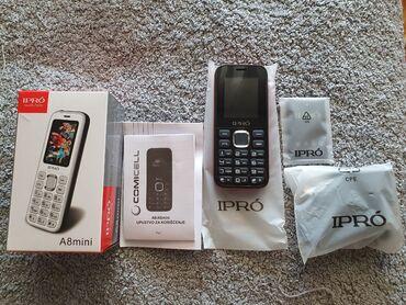 Mobilni telefoni - Borca: Mobilni telefon iPro A8 mini dual sim(NOVO)Nekoriscendual sim.Saljem