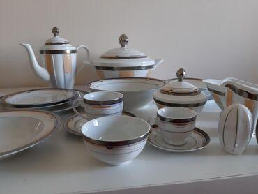Продается столовый сервис на 12 персон из 126 предметов новый, из япон
