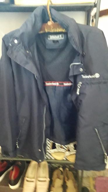 Timberland  jakna   original u teget boji  br m - Crvenka - slika 2