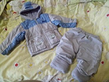 Продаю костюм на мальчика 1.5-3 года. В хорошем состоянии. в Бишкек