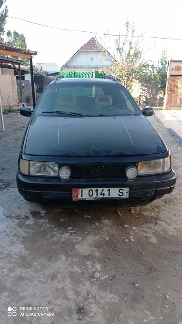 Транспорт - Новопавловка: Volkswagen Passat 1.8 л. 1989