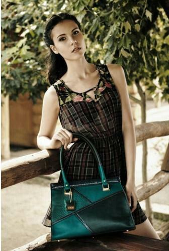 Новая сумка Ripani (Италия), цвет зеленый. Торг уместен. в Бишкек