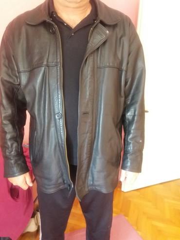 Zimska jakna iguana - Srbija: Zimska jakna od kvalitetne box kože