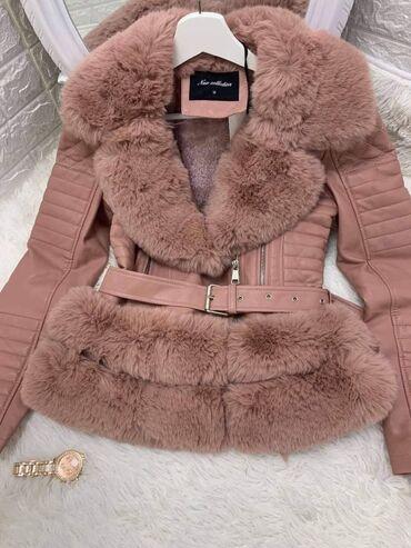 Almers jos komada b poslednji komamoguca - Srbija: ️️ prelepa jakna od eko koze postavljena krznom - cena 5100 din -