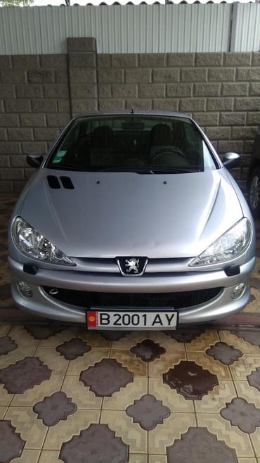 Peugeot - Кыргызстан: Peugeot 206 CC 1.6 л. 2003 | 179248 км