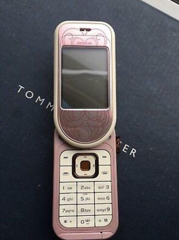 Elektronika - Vranje: Nokia 7373 Powder PinkU odličnom stanju, mogućnost slanja dodatnih