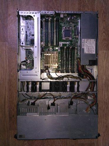 Сервера HP Liant DL160G6 и HP Liant DL180G6 (2 шт)Сервера