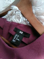 H&m υπεροχο φορεμα σε ζεστη βυσσινη σε Κεντρική Θεσσαλονίκη - εικόνες 3