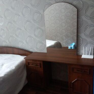 Спальная мебель в хорошем состоянии. С ценой можно договориться