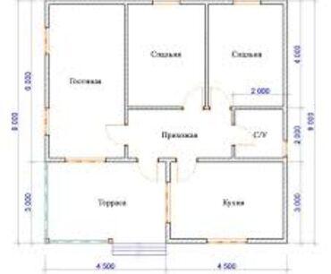 Недвижимость - Губа: Продам Дом 250 кв. м, 6 комнат