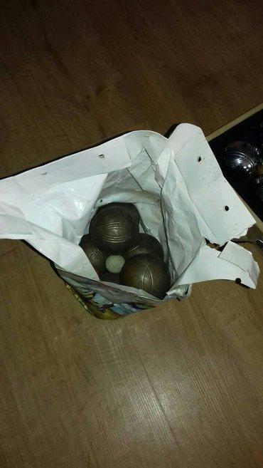 Kugle za bocanje ili balote. 1 slika 3200 2 slika 2000 - Kovacica