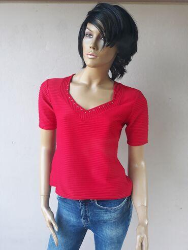 Personalni proizvodi | Prokuplje: Crvena Markirana majica bez ostecenjaVeličina MVeliki izbor markirane