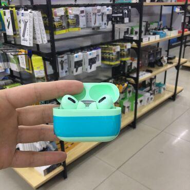 vivo nex 3 �������� �� �������������� в Кыргызстан: Наушник Bluetooth Airpods 3  Цвет:чёрный,белый,зелёный