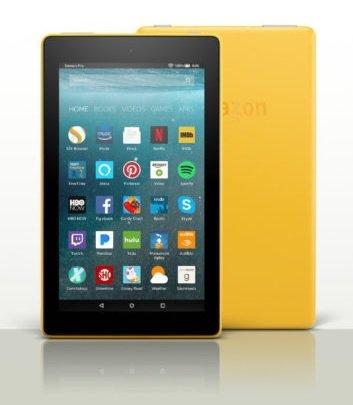 """Bakı şəhərində Amazon fire 7"""" tablet wifi with alexaƏn son, 2017 il modeli! Amazon"""