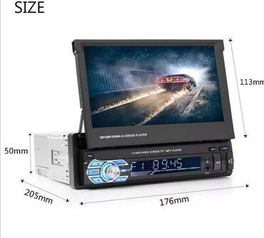 MULTIMEDIA 7inch Touch Screen: ZA AUTOMOBILE, KAMIONEAutomatsko