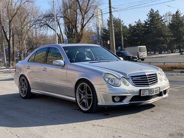 диски автомобильные в Кыргызстан: Mercedes-Benz E 500 5 л. 2003   196000 км