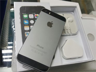 A BRAND NEW APPLE I PHONE 5s 64GB σε Ιεράπετρα