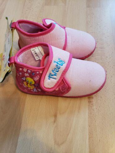 Dečija odeća i obuća - Sombor: PATOFNE TWEETY br 27, kupljene u Italiji. Novo