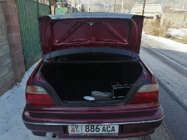 daewoo lemans в Кыргызстан: Daewoo Nexia 2007