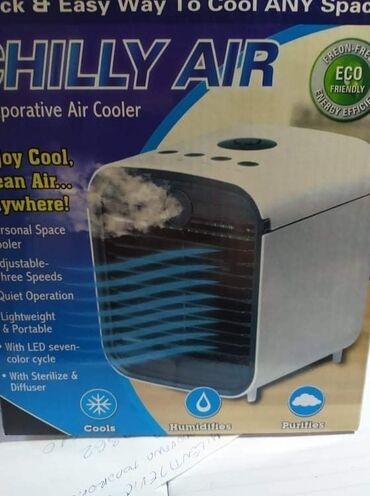 NOVA KLIMA :Pingvin Chilly Air 4u1 kompaktna mini klima, najnoviji je