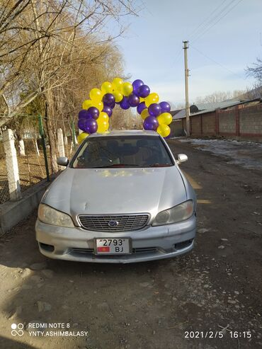 продажа коттеджей на иссык куле лазурный берег in Кыргызстан | ПРОДАЖА ДОМОВ: Nissan Cefiro 2 л. 1999