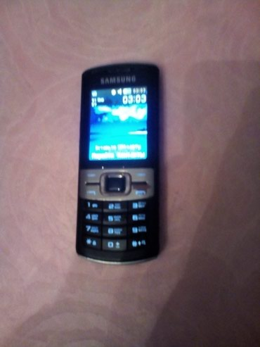 Samsung C3010 telefonu. ZAPCAST kimi satilir. Nomre yerinde problem в Bakı