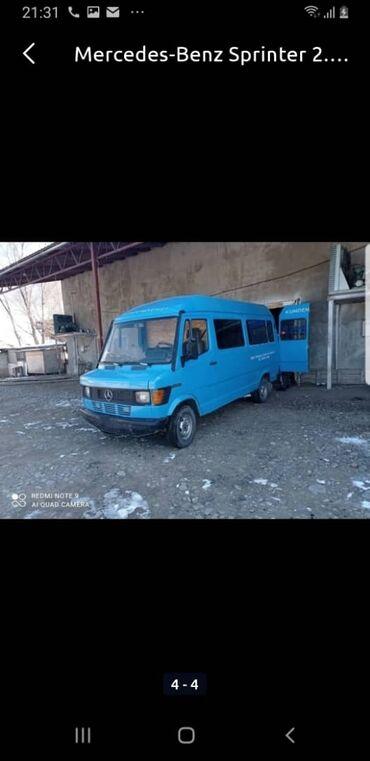 Транспорт - Балыкчы: Mercedes-Benz 3 л. 1991