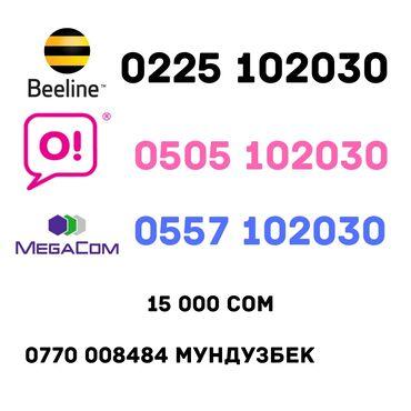 10381 объявлений: SIM-карты
