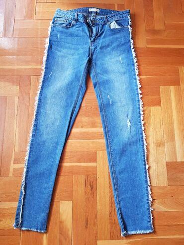 Zenske pantalo - Srbija: Zenske pantalone Velicina 40, springfield