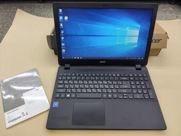 Ноутбуки в Кыргызстан: Практически новый офисный ноутбук! * Acer Extensa 15* Процессор Intel