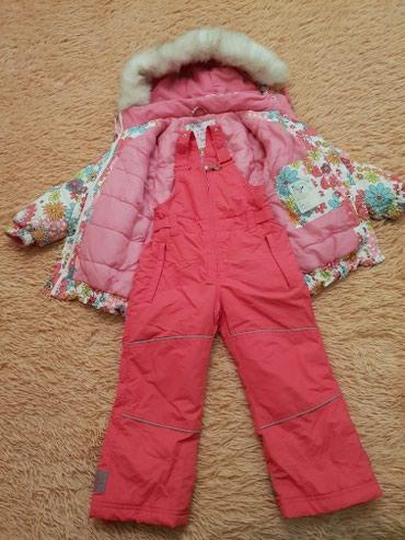 Зимний костюм в хорошем состоянии. на 3-4 года....цена 2000сом в Бишкек