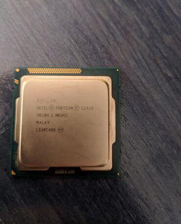meizu m3s процессор в Кыргызстан: Продаю процессор Pentium G2020