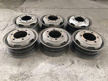 диски мерседес r15 в Кыргызстан: Колесные Диски R15C 6шт на Мерседес Спринтер Привозные
