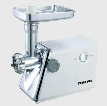 машинка для полировки фар в Кыргызстан: Электрическая Мясорубка Nikai NMG-748- это необходимая вещь на кухне