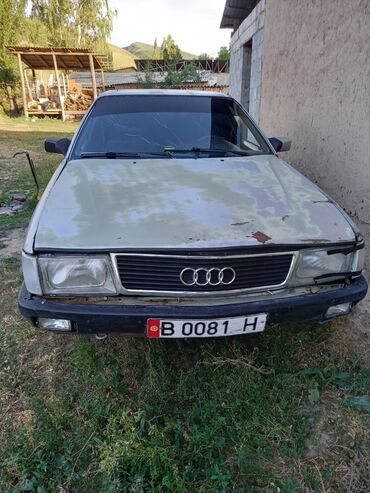 Транспорт - Орловка: Audi 100 2.3 л. 1988