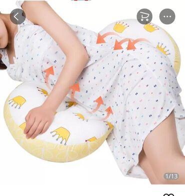 kenzo-постельное-белье-цена в Кыргызстан: Подушечки для беременных. материал сатиннаполнитель холофайбер