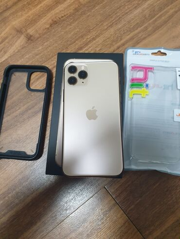 Б/У IPhone 11 Pro 256 ГБ Золотой