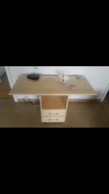 Hitno prodajem nov sto može kao pisaći a može i kao tv sto.. Otvor - Belgrade