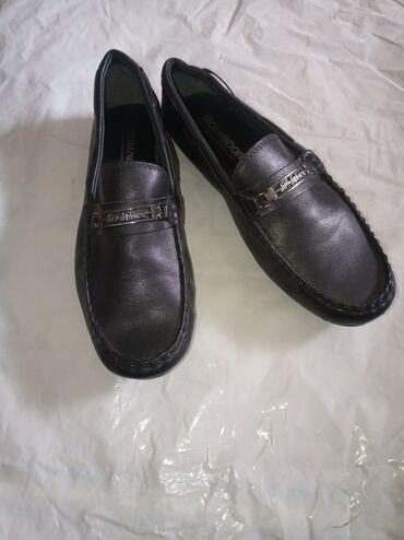 Туфли черного цвета Новые 35 размер