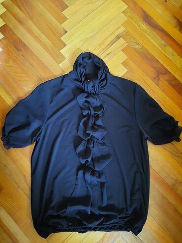 Crvena kosulja - Srbija: Bluza/kosuljaprelepa je lepo stoji velicina M