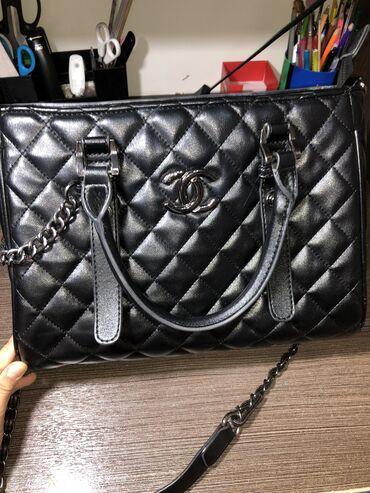 chanel 5 в Кыргызстан: Продаётся Сумка Chanel    Состояние: 9/10