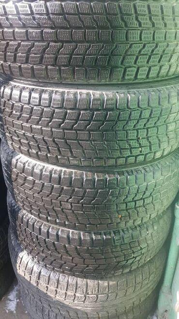 225 65 17 зимние шины в Кыргызстан: 225/65/17 зимняя резина  состояние отл 80% протектор
