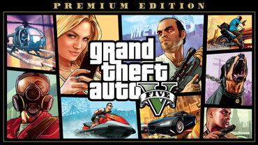 Kitab, jurnal, CD, DVD Gəncəda: GTA 5 Online Premium Editionİçində DLClər Var. Online oynamaq