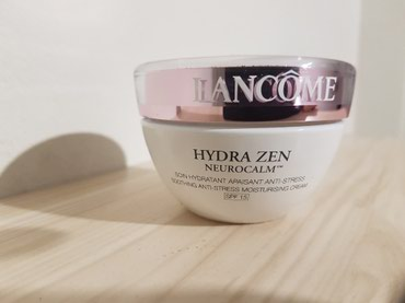 ΑΧΡΗΣΙΜΟΠΟΙΗΤΗ Lancome Hydra Zen day cream all skin σε Thessaloniki