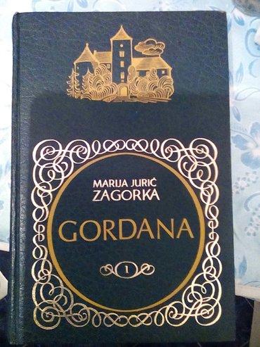 Marija jurić zagorka - gordana 12 knjiga (svih 12 delova), gotovo nove - Beograd