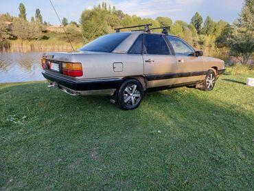 audi v8 d11 3 6 quattro в Кыргызстан: Audi 100 2 л. 1985